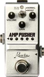 AMP PUSHER
